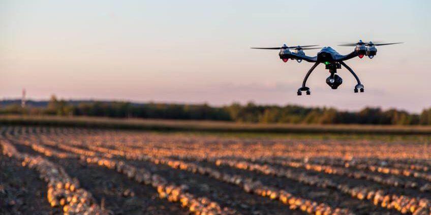 Startup faz sucesso vendendo drones para o agronegócio